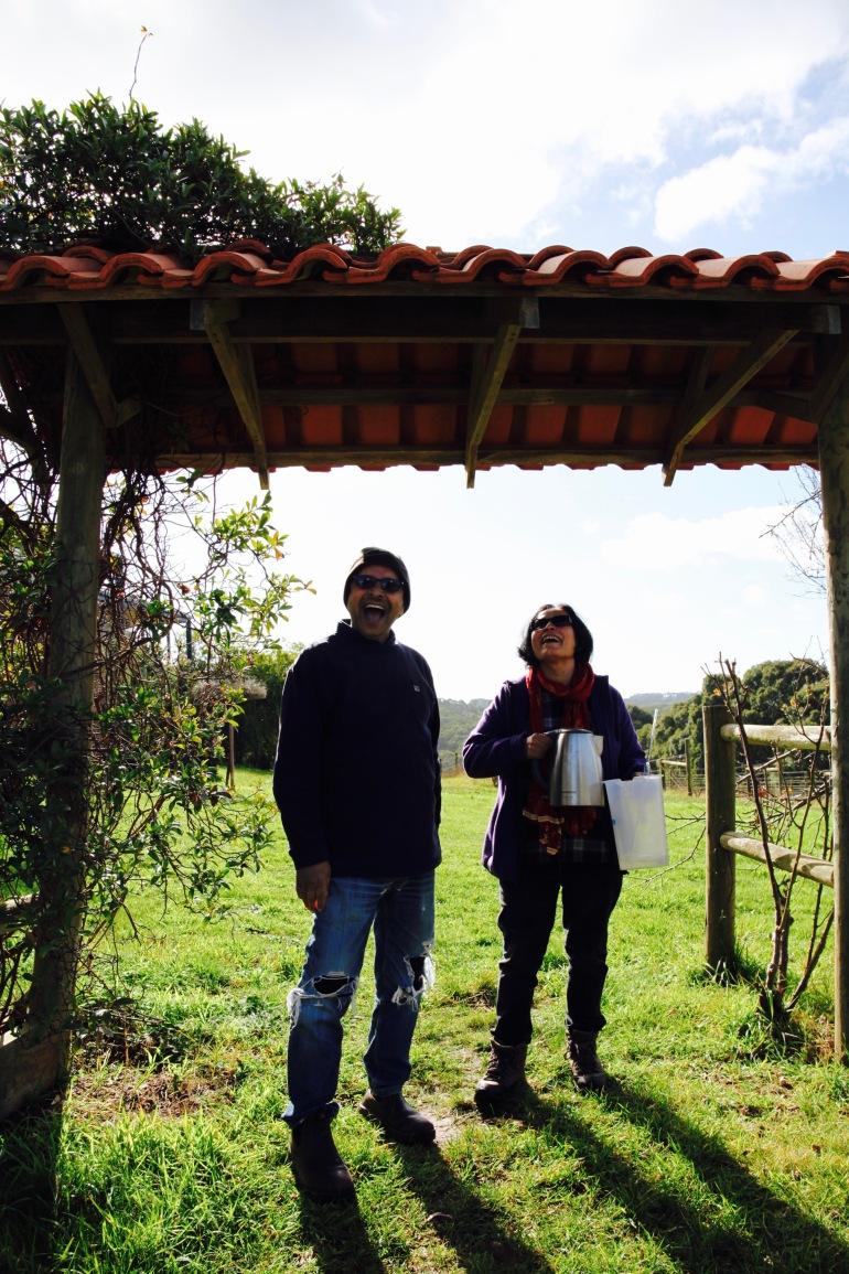 Avani- couple standing alone smiling (1)