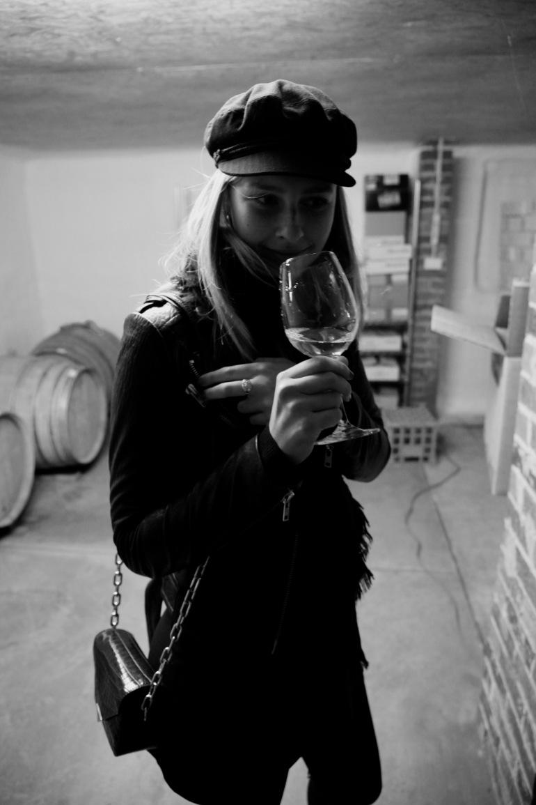 Avani- Jax in the cellar (1)