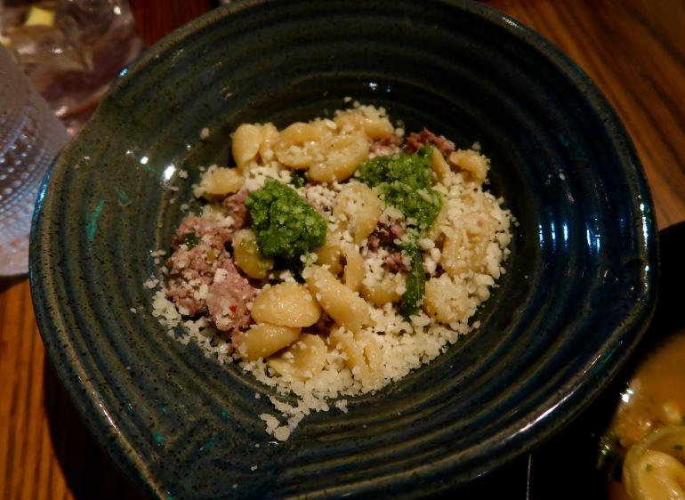 Cultivar- Sausage pasta