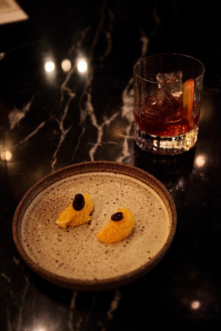 DDD- Orange dessert with drink (1)