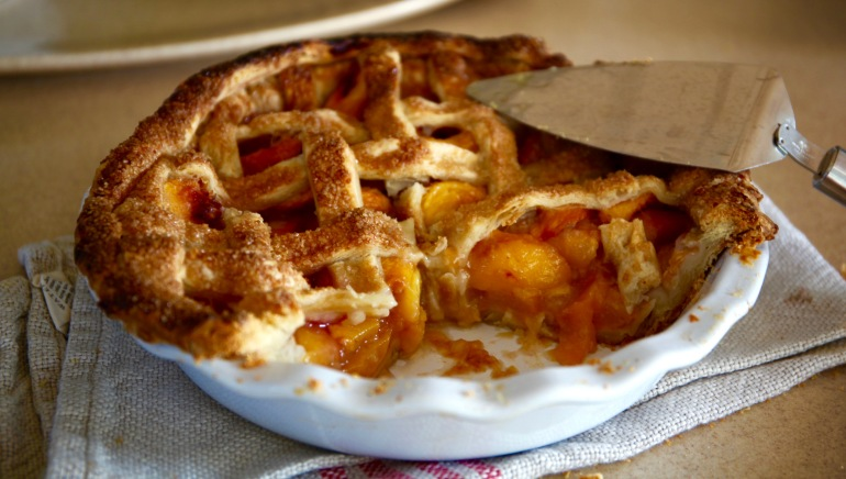 Perfect Peach Pie cover image