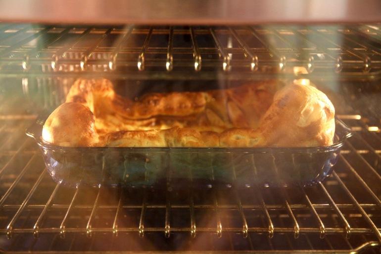 APP- In oven