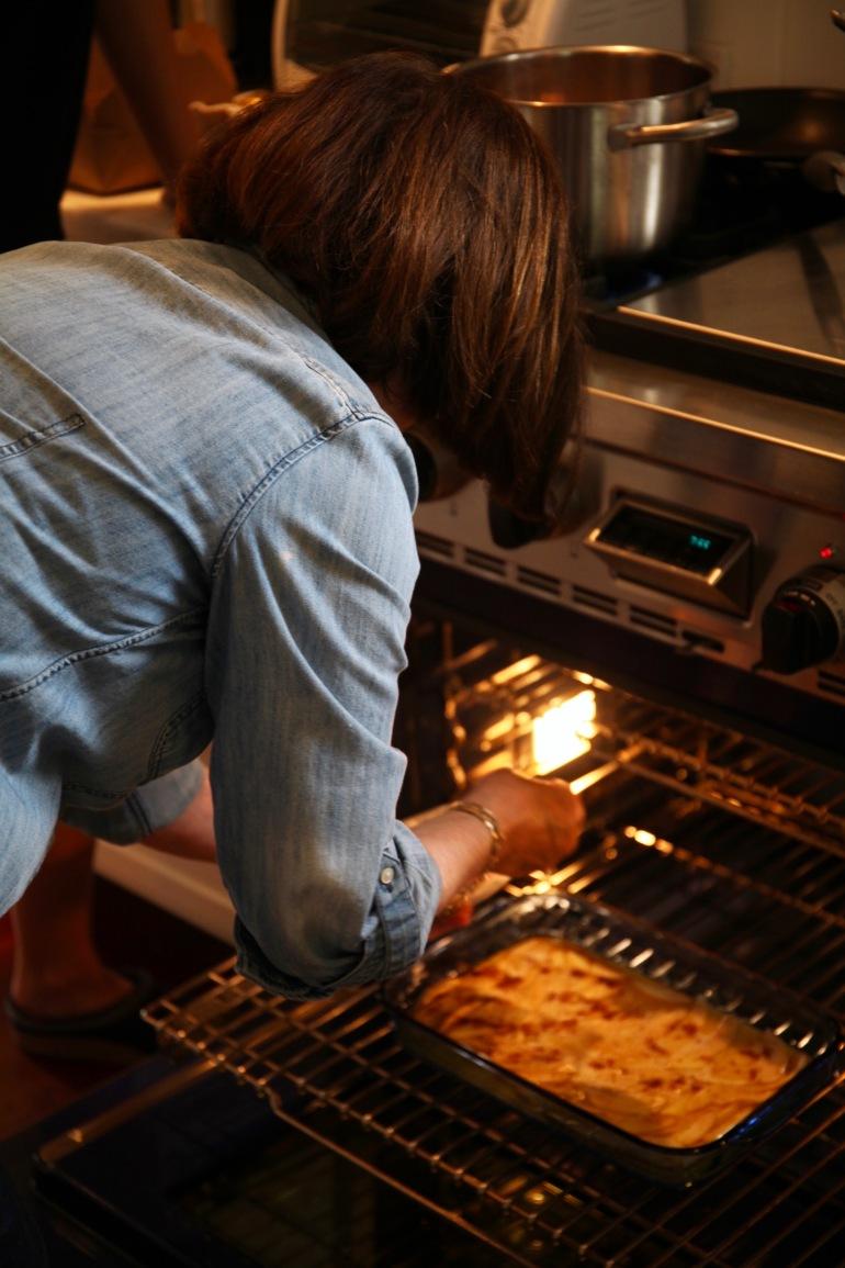 APP- Nonni checking oven