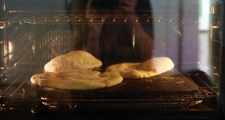 Flat Breads- In Oven Risen