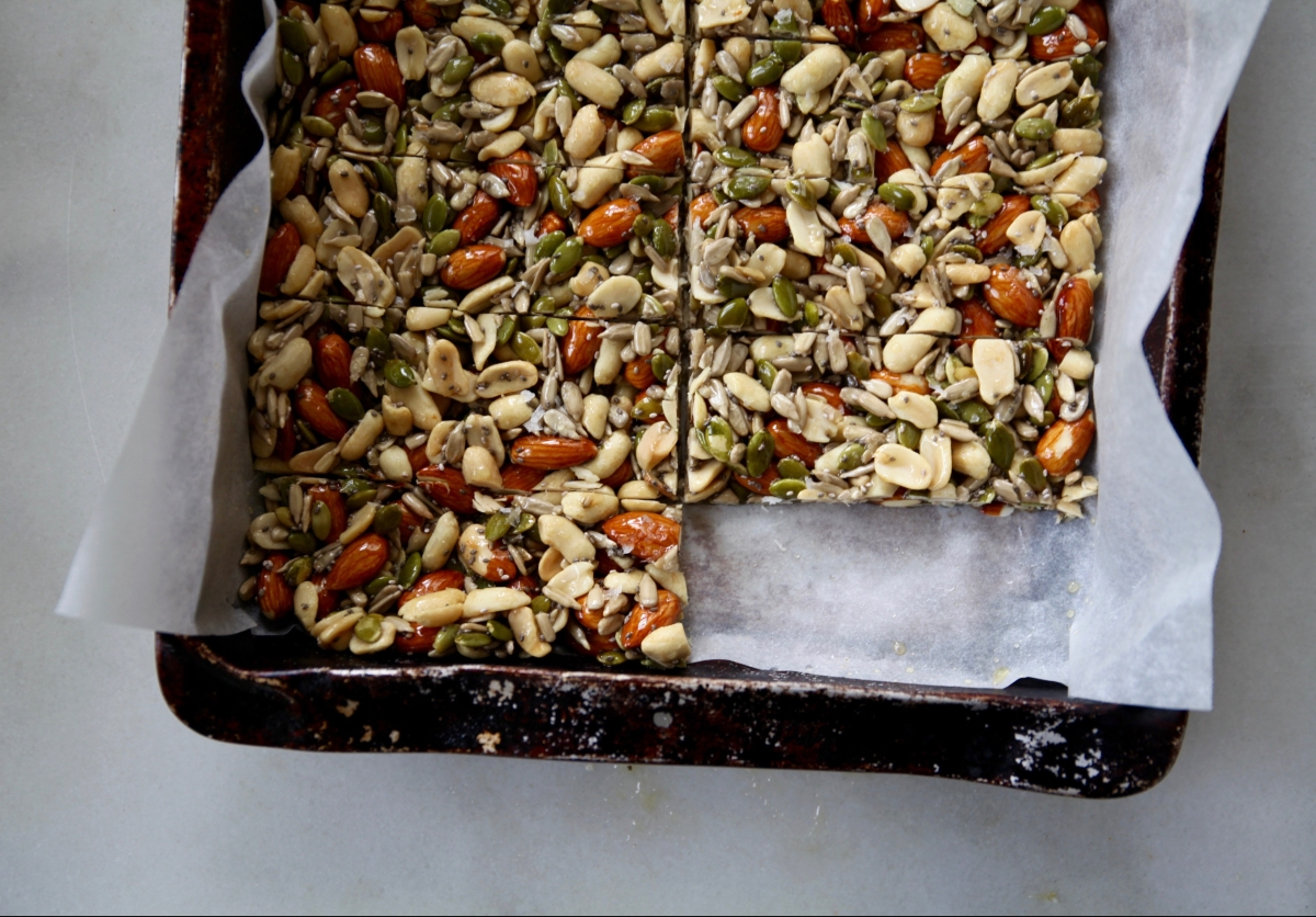 Healthy Nut & Honey Bar