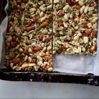 Healthy Nut & Honey Bar