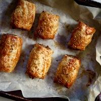 Pork & Fennel Sausage Rolls