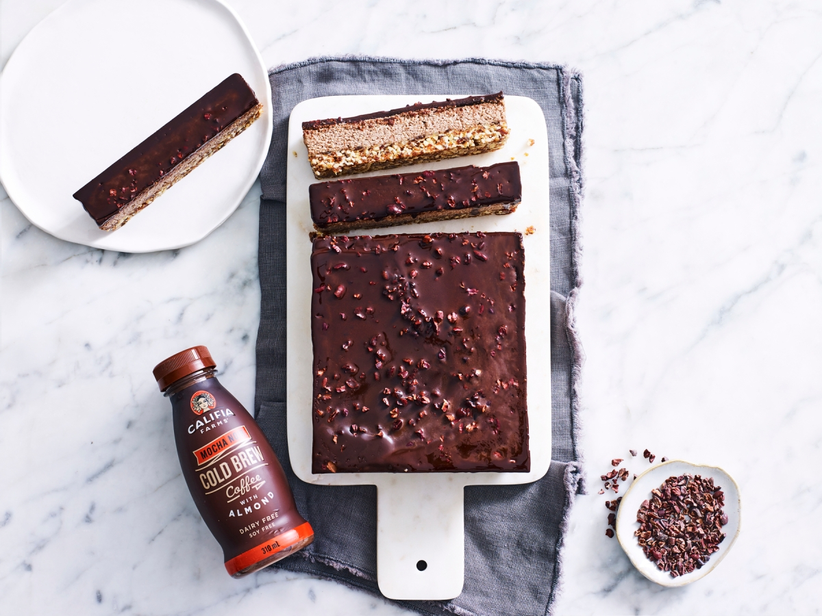 MTC x Califia Mocha Slice