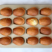 Lemon & Poppy Seed Madeleines
